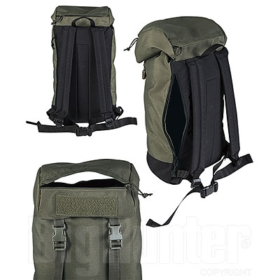 Zaino Walker Green 20L