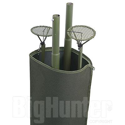 Sacca Kalibro Porta Aste e Racchette Large Professional Green