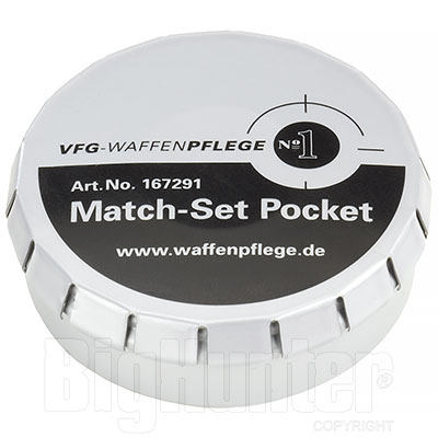 Kit Pulizia Match Set Pocket Aria Compressa VFG