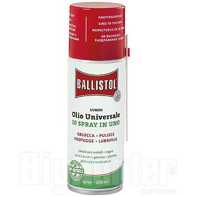 Olio per armi Universale Ballistol Klever 10 in 1 Spray