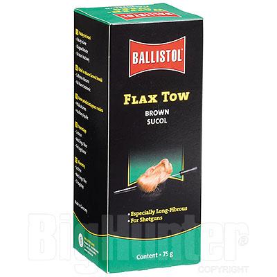 Stoppa Lino per pulizia armi Ballistol Klever Sucol 75g