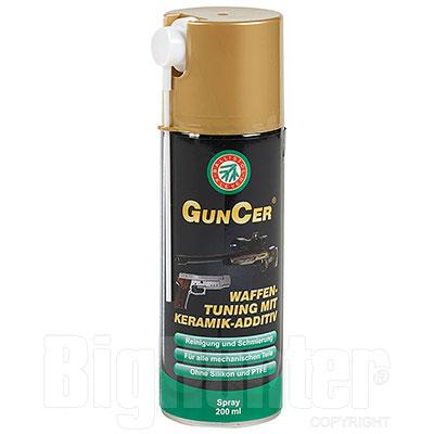 Olio per armi Ceramico Ballistol Klever GunCer Spray