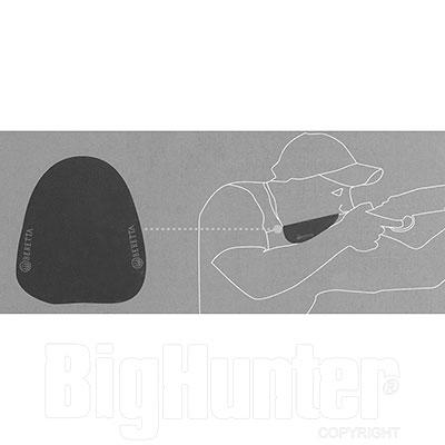 Protezione Beretta per Guancia Gel-Tek mm 3