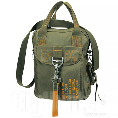 Borsa  Bag Four Green Yellow Deployment