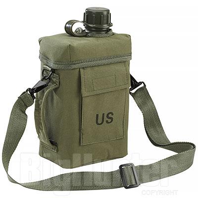 Borraccia US Patrol Green