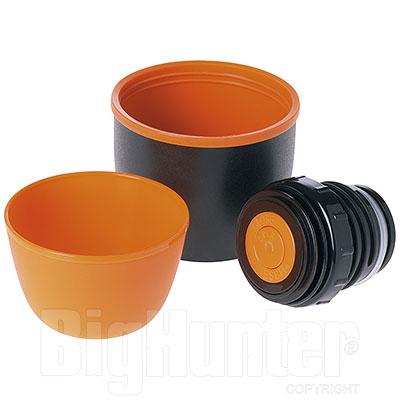 Thermos Esbit 0,75L High-Quality Black Orange