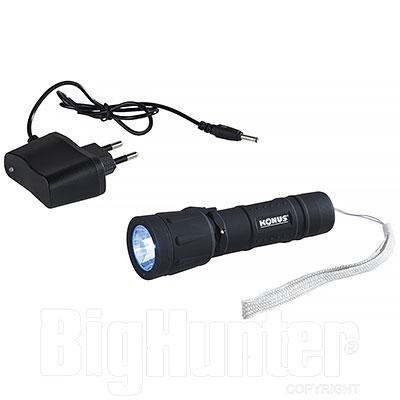 Torcia LED Ricaricabile Konuslight-RC2