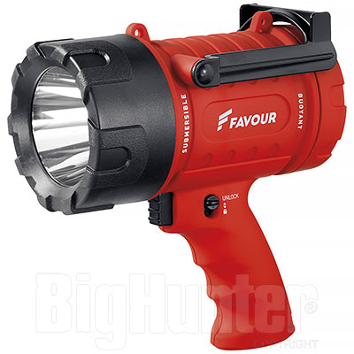 Faro LED Favour XM-L2 Cree 820 Lumen