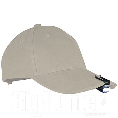Luce Tre LED da Cappello Konus