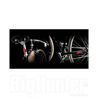 Lampada Posteriore da Bici Favour Ricaricabile 20 Lumen