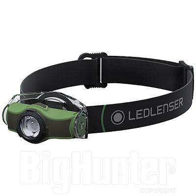 Lampada Frontale Ledlenser MH4 200 Lumen Green