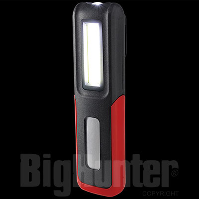 Torcia LED Litio Ricaricabile 150 Lumen Valex