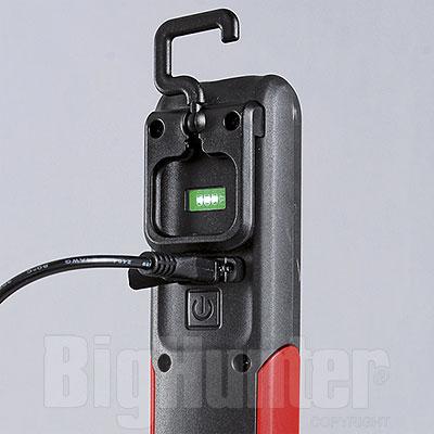 Torcia LED Litio Ricaricabile 150 Lumen Valex