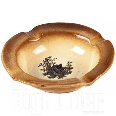 Posacenere Cinghiale Ceramica Country
