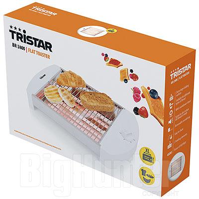 Tostapane Elettrico Piatto Tristar