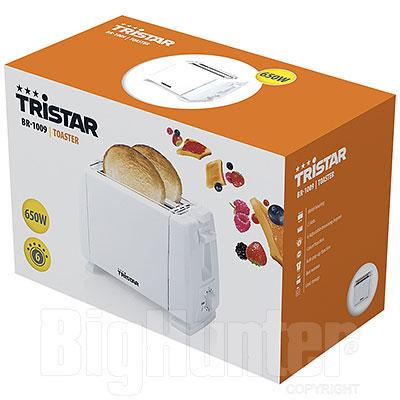 Tostapane Elettrico Tristar 6 Impostazioni