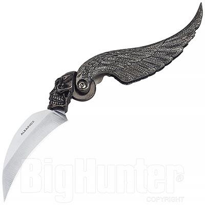 Coltello Winged Skull