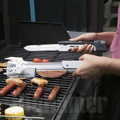 Set Barbecue Multiuso Roxon MBT3 6 Funzioni
