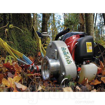 Verricello a Scoppio Portable Winch PCW-3000