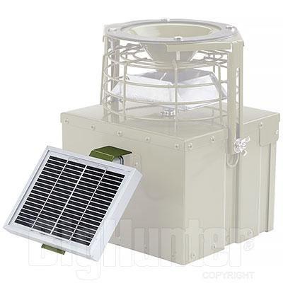 Pannello Solare per Distributore Mangime 12V