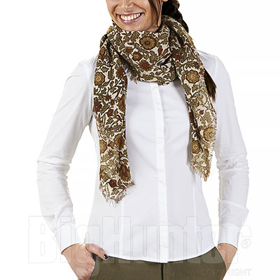Foulard Lana Lady Flowers