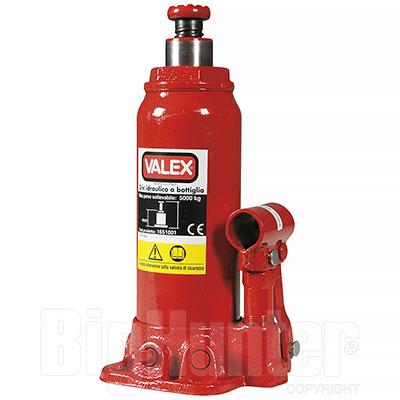 Cric Idraulico a Bottiglia 5000 kg Valex