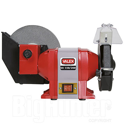 Smerigliatrice da Banco Combinata EX150/200 Valex