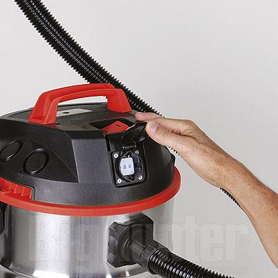 Aspiratore Polvere e Liquidi APL1231 Work 30 L Valex