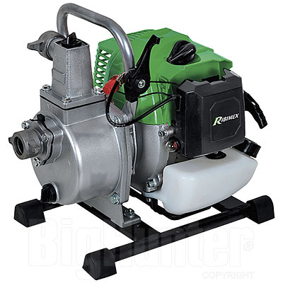 Motopompa Portatile Ribimex 42,7 cc