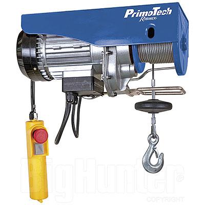 Paranco Elettrico Ribimex PrimoThech 100/200 kg