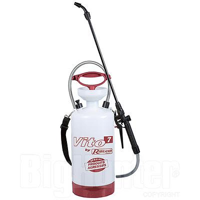 Nebulizzatore a Pompa Ribimex Prodotti Aggressivi 7L