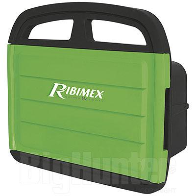 Portatubo da Parete Ribimex con Porta Accessori