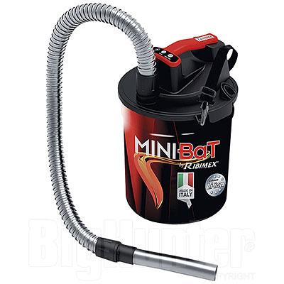 Aspiracenere a Batteria Ribimex Minibat