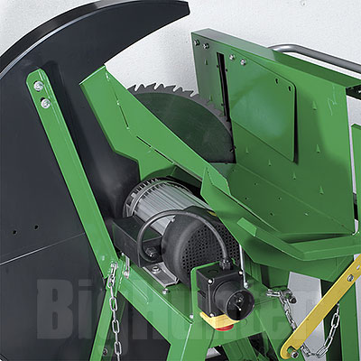 Sega Taglialegna Ribimex 600 mm