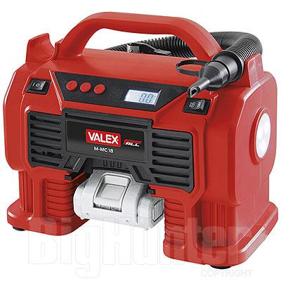 Minicompressore a Batteria Litio Valex