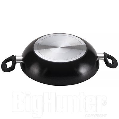 Tegame Alluminio 30 Linea Stone Black