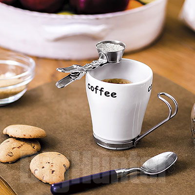 Dosa Caffè e Zucchero Clippe