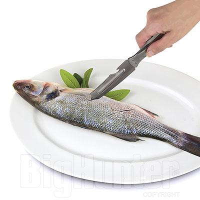 Coltello Multifunzione per Pesce I Genietti