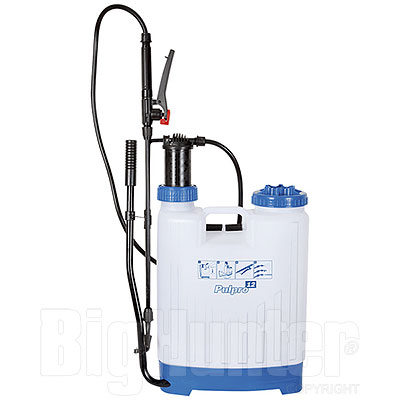 Nebulizzatore a Pompa Pulpro da Spalla Ribimex 12L