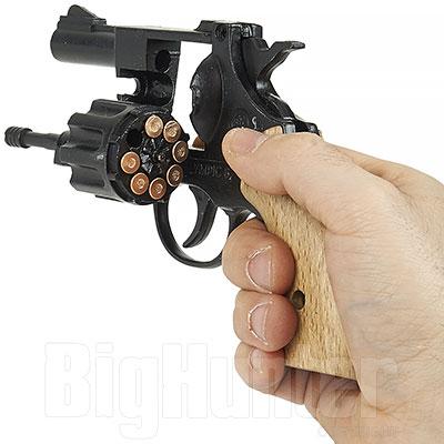 Revolver a Salve Olympic Calibro 6 Bruni