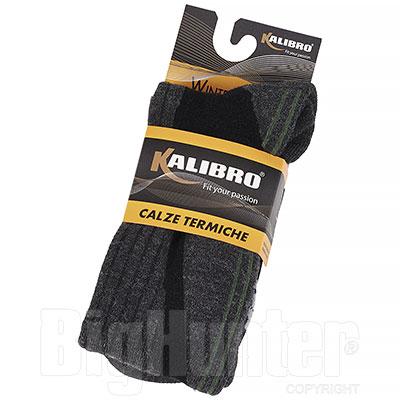 Calze Uomo Kalibro Lana Merino K01