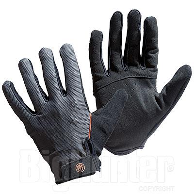 Guanti da Tiro Beretta Mesh Grey Black