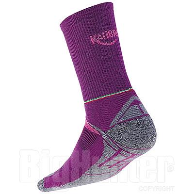 Calze Donna Kalibro Lana Merino K102 Purple