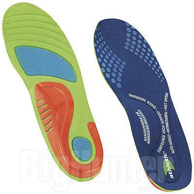 Soletta scarpe Athletic Antishock Arco Plantare