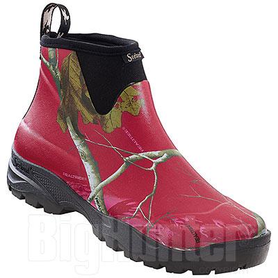 "Scarponcino Lady Seeland Rainy 6.5"" RealTree AP Red"