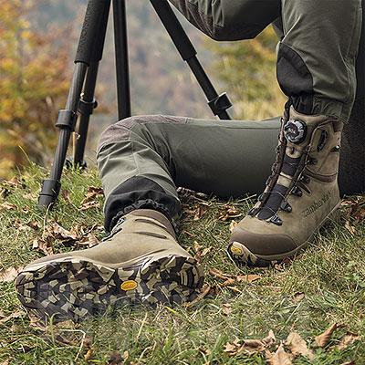 Scarponi Zamberlan Lynx Mid GTX RR BOA Camouflage