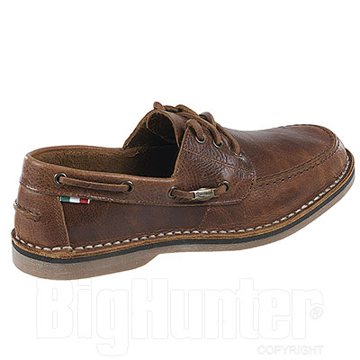 Mocassino Kalibro on the Road Brown
