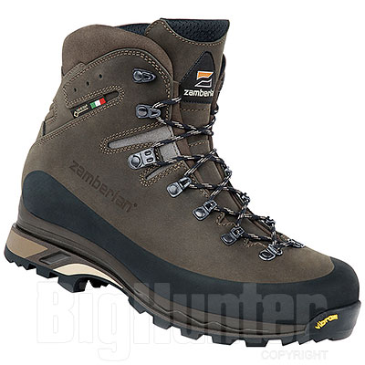 Scarponi Zamberlan Guide GTX RR WL Dark Brown