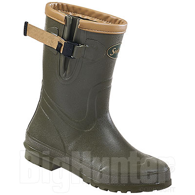 """Stivale Donna Seeland Countrylife 10"""" CS Olive"""
