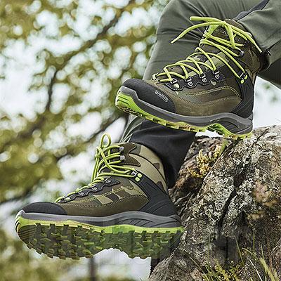 Scarponi GranTiro WaterProof Jasper Camouflage Green
